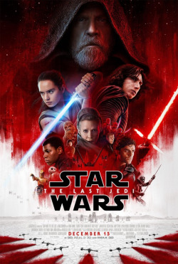 The Last Jedi promotional poster