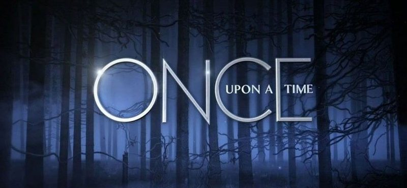 Once Upon a Time opening credit scene
