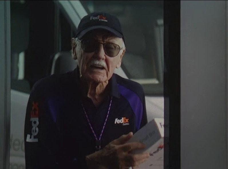 Black Widow movie Stan Lee cameo Civil War