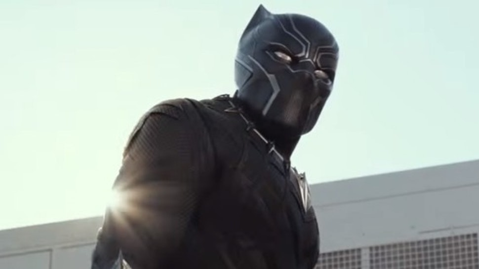 Black Widow movie Black Panther