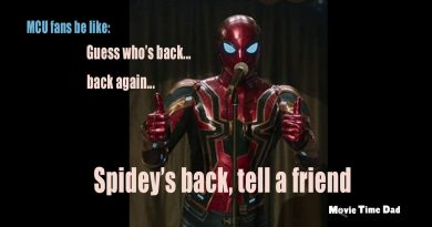 Spider-Man back in the MCU
