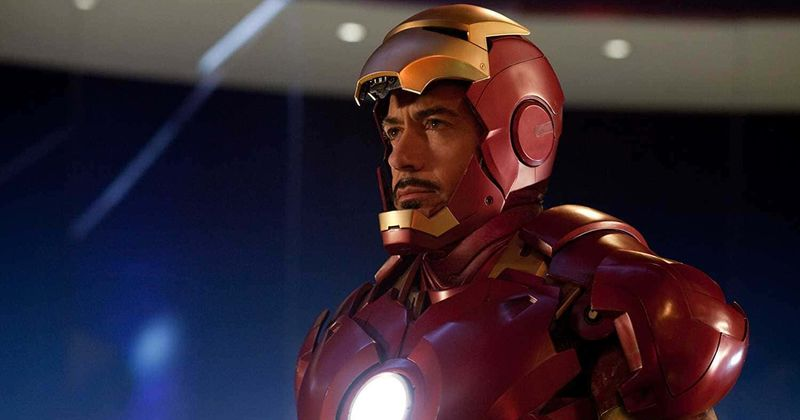 Tony Stark Iron Man to appear in Black Widow