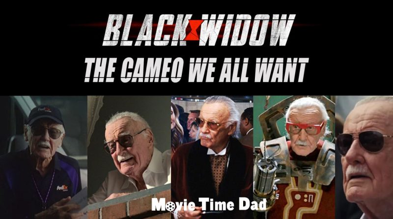 Stan Lee is the Black Widow cameo we all want
