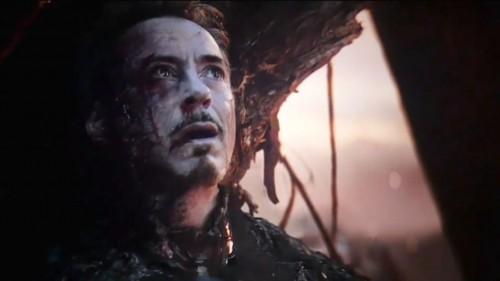 Iron Man's sacrifice in End Game