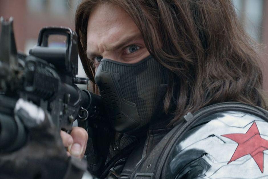 Winter Soldier Black Widow Movie