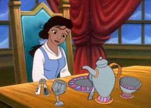 Plagiarism: It's a crime. Belle's Magical World