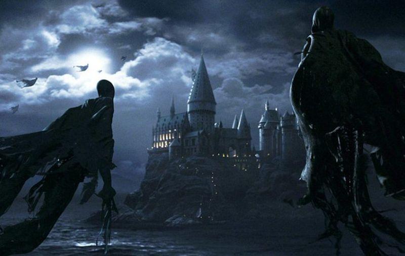 Dementors around Hogswart