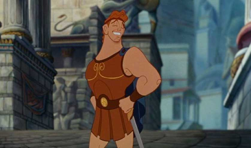 Hercules from Disney's Hercules