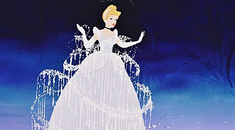 Cinderella's transformation