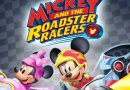 Minnie and Mickey as Roadster Racers