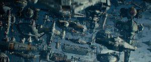 Star Wars: Episode IX - The Rise of Skywalker - Resistance fleet