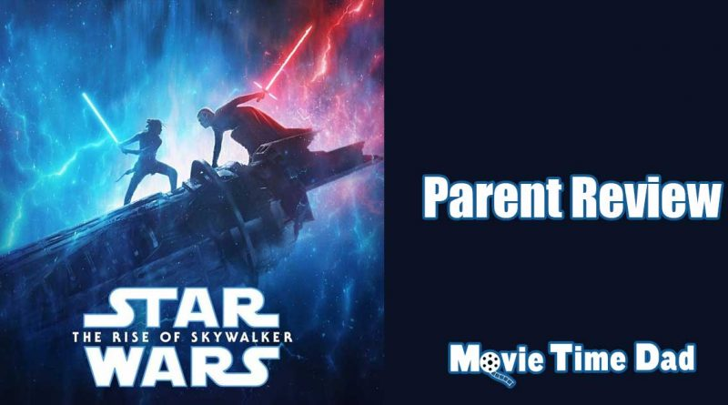 Star Wars - The Rise of Skywalker: Parent Review