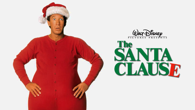 Tim Allen Disney's The Santa Clause