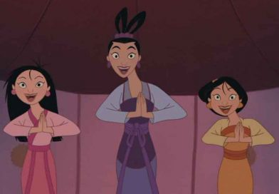 three princesses from Mulan II