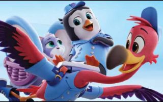 Disney Junior's T.O.T.S.