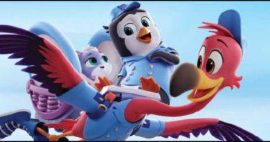 Disney Junior's T.O.T.S.