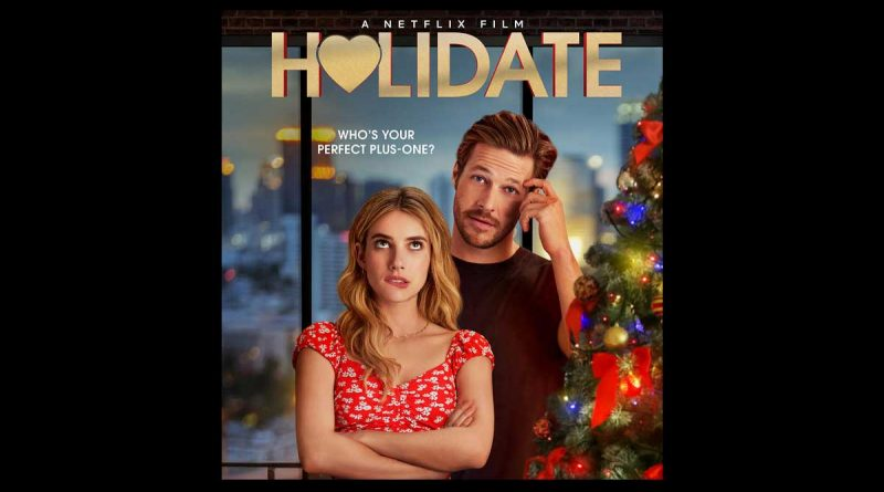Holidate on Netflix