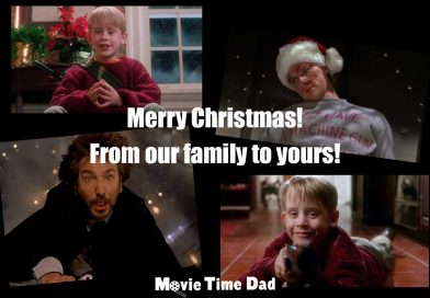 Merry Christmas! From our family to yours! Home Alone and Die Hard